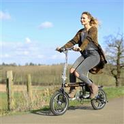 electric folding bicycle Airwheel R5