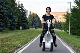 2-wheeled electric scooter Airwheel A3