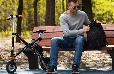 Airwheel E6 Smart citizen e-bike