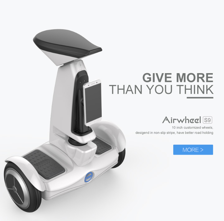 intelligent robots Airwheel S9