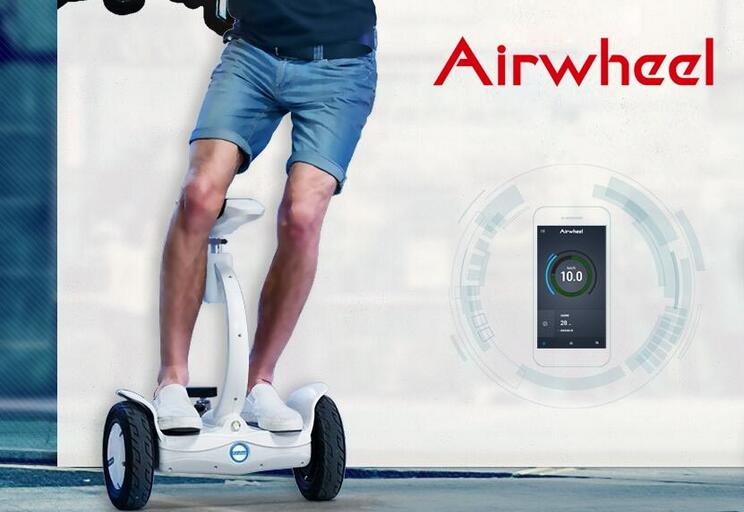 Airwheel Official Site! Electric One wheel Scooter_2 ...