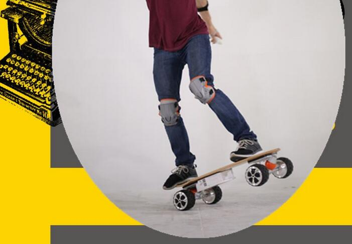 Airwheel M3 electric hoverboard