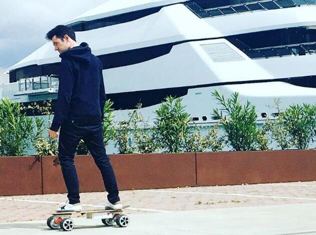 replace the board of Airwheel M3!