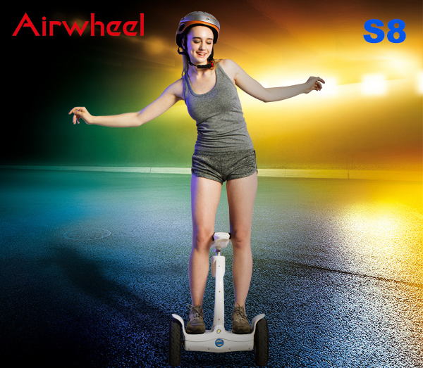 Airwheel mini electric scooters