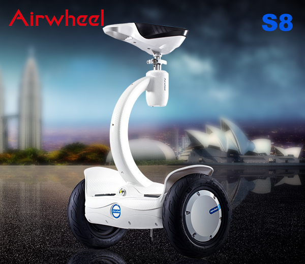 Airwheel S8 sitting-posture electric scooter