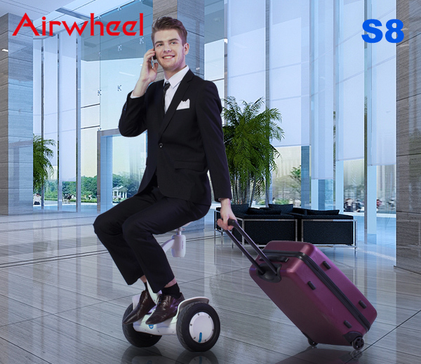 Airwheel S8 double-wheels electric scooter