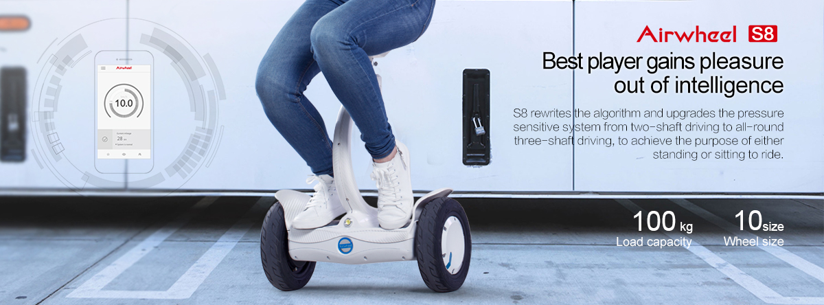 new mini Electric Scooter S8