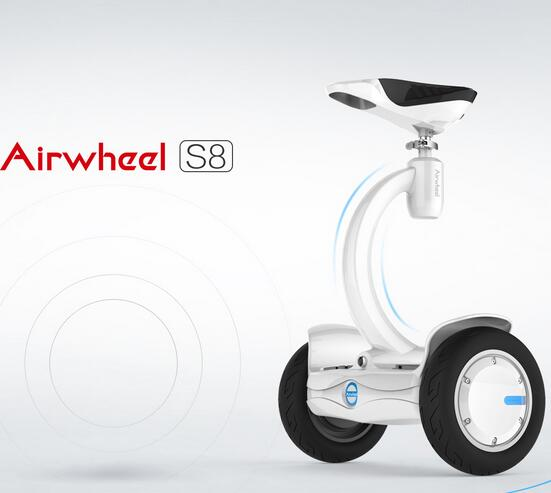 two-wheeled self-balancing scooter S8