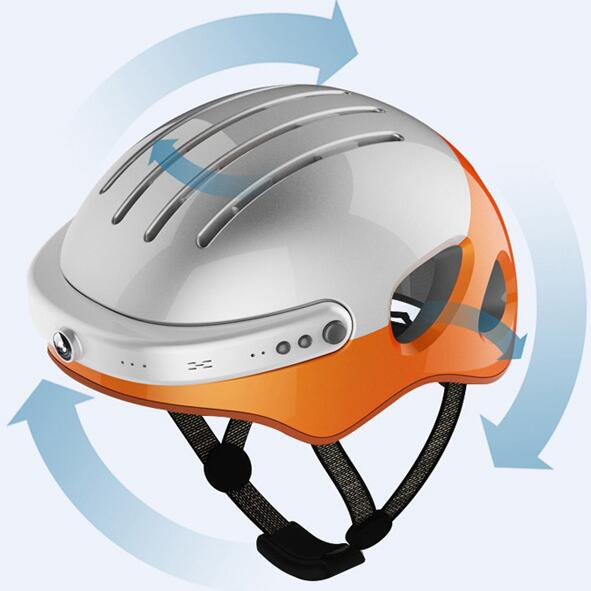 C5 custom intelligent helmet