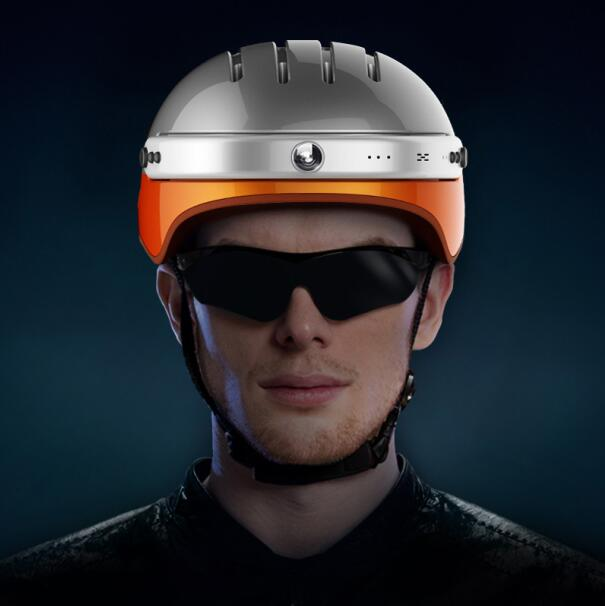 helmet heads up display