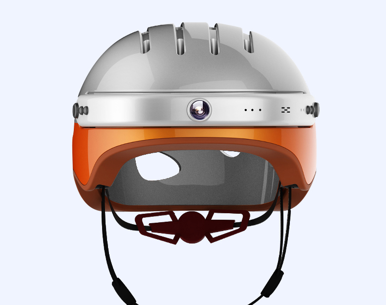 airwheel smart helmet