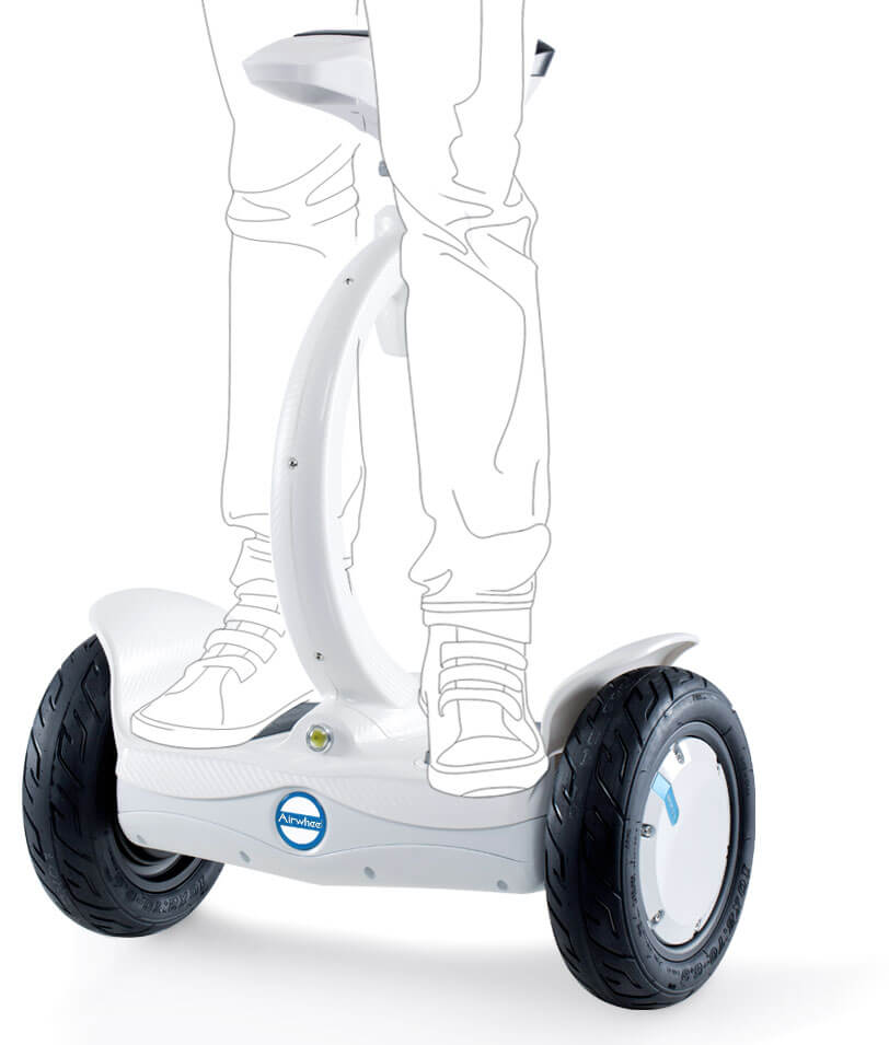 Airwheel S8 sitting posture self-balancing scooter