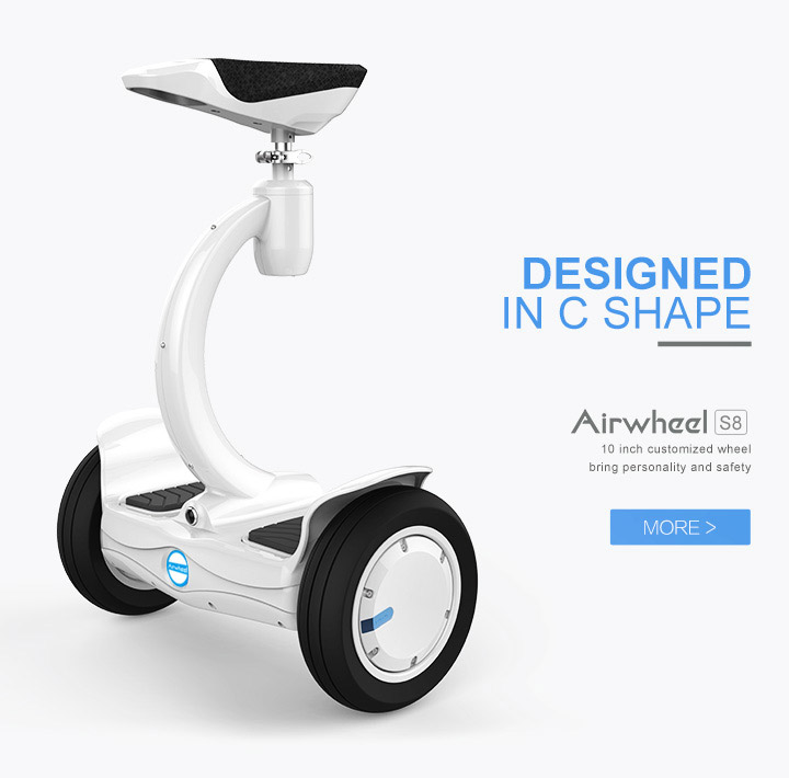 electric scooter for adults with seat Airwheel S8
