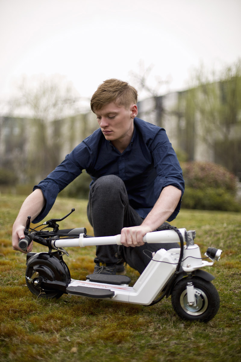 personal transporter electric bike