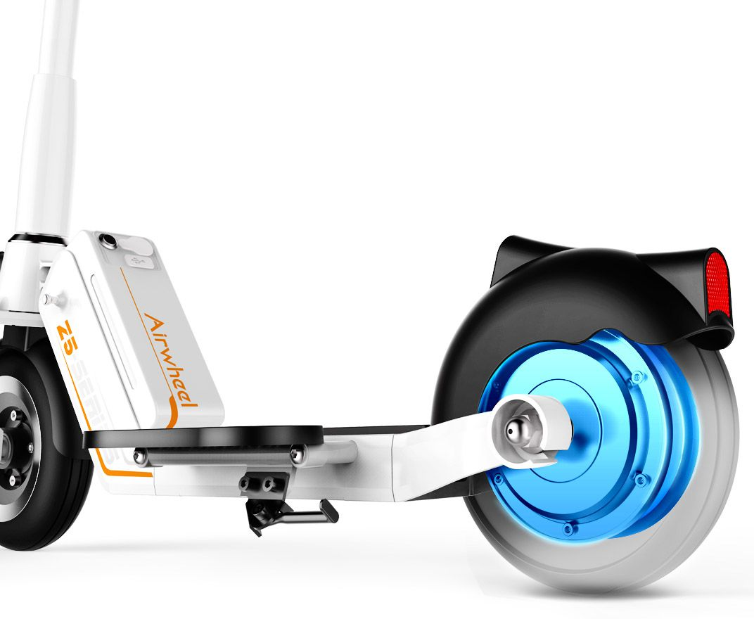 Airwheel Z5 foldable electric scooter for adults