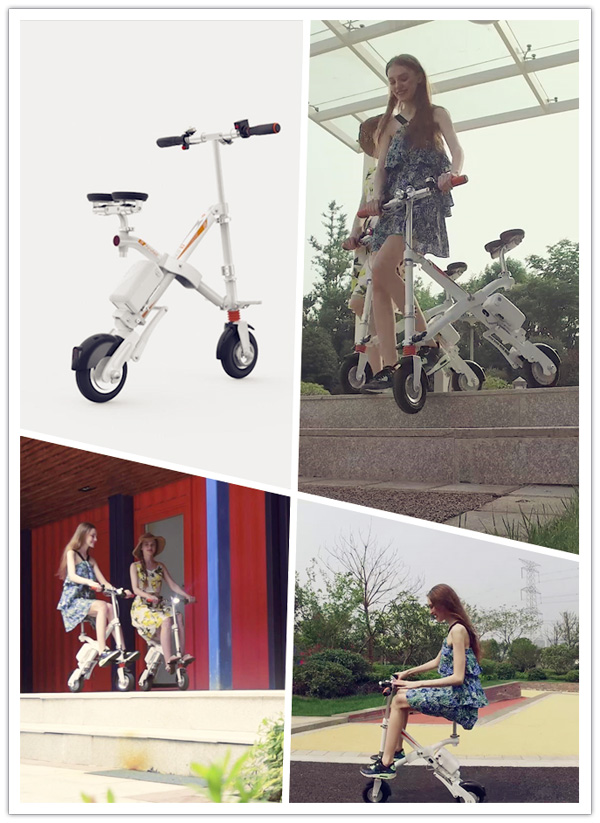 A necessary Step Airwheel Must Take for Its Self-Balancing Electric Scooters for seniors