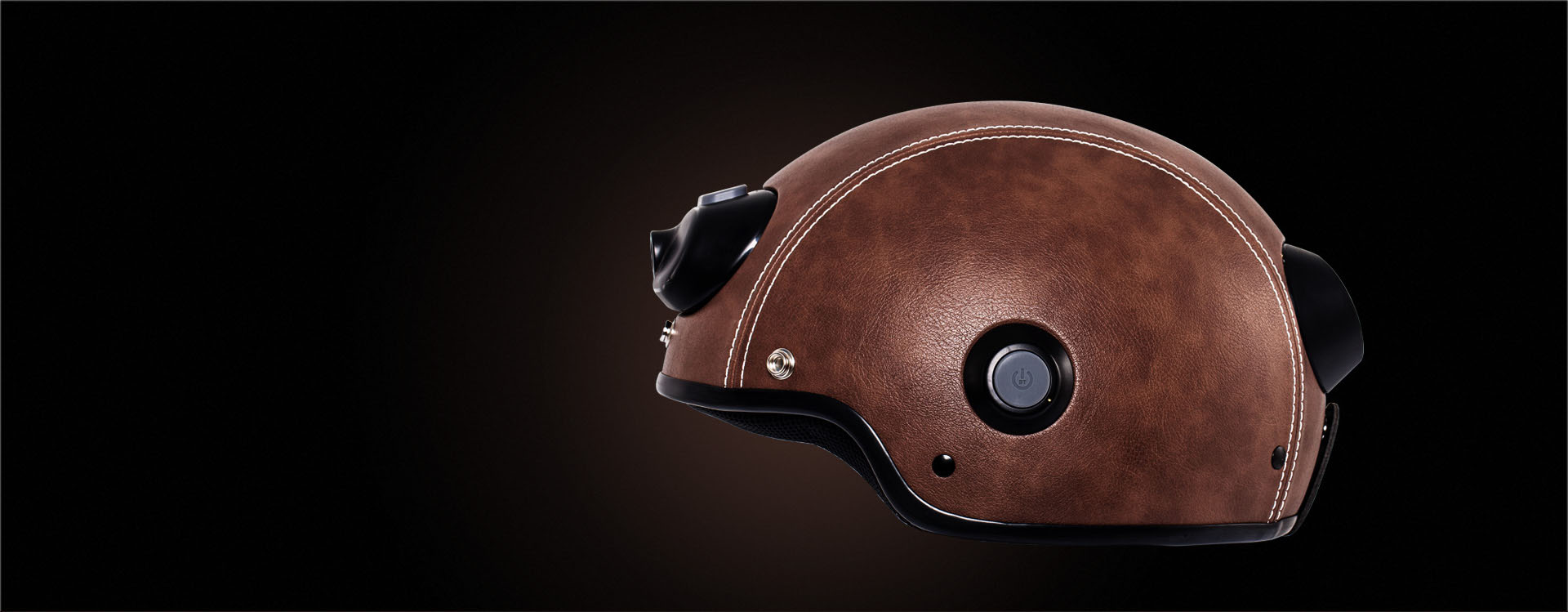 Airwheel C6 open face helmet