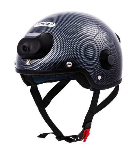 Airwheel open face helmet C6