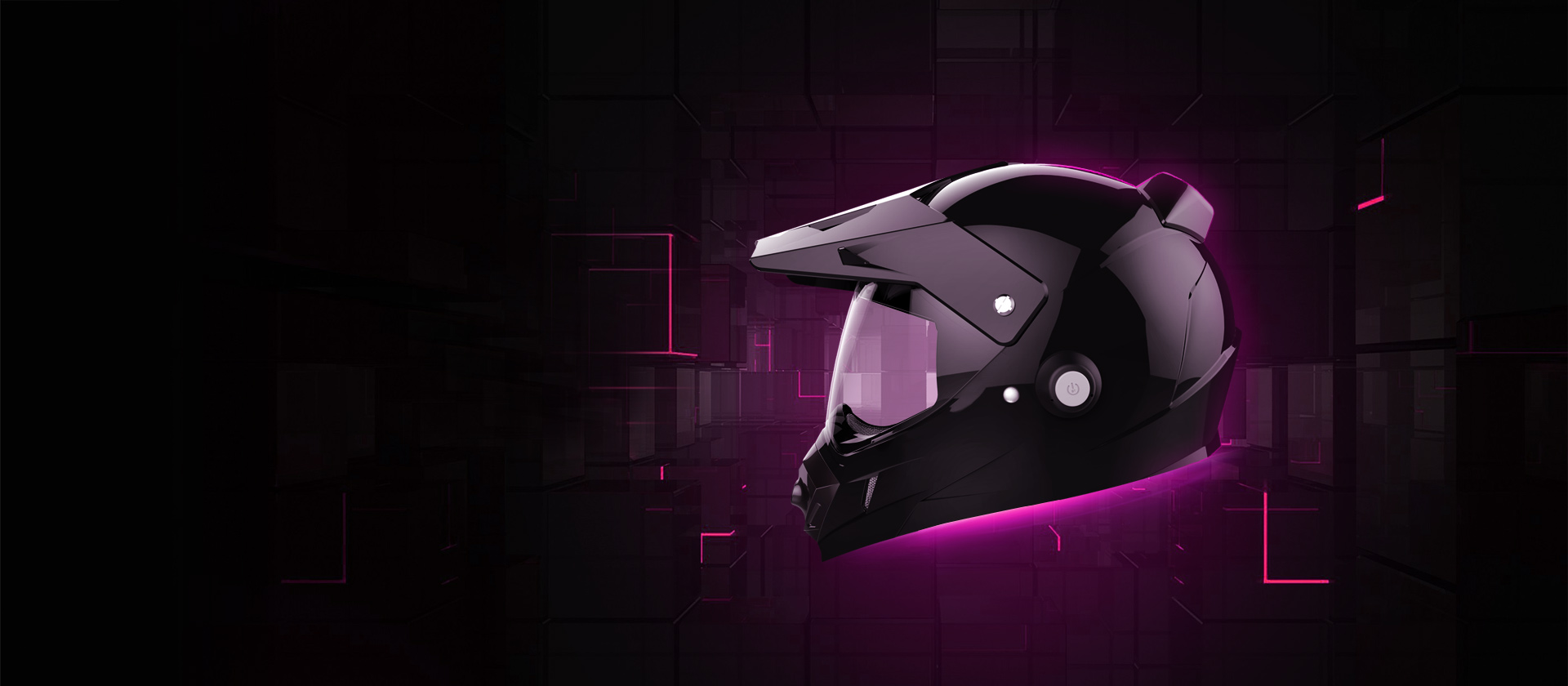 C8 Bluetooth helmet