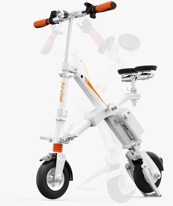 E6 battery operated bike
