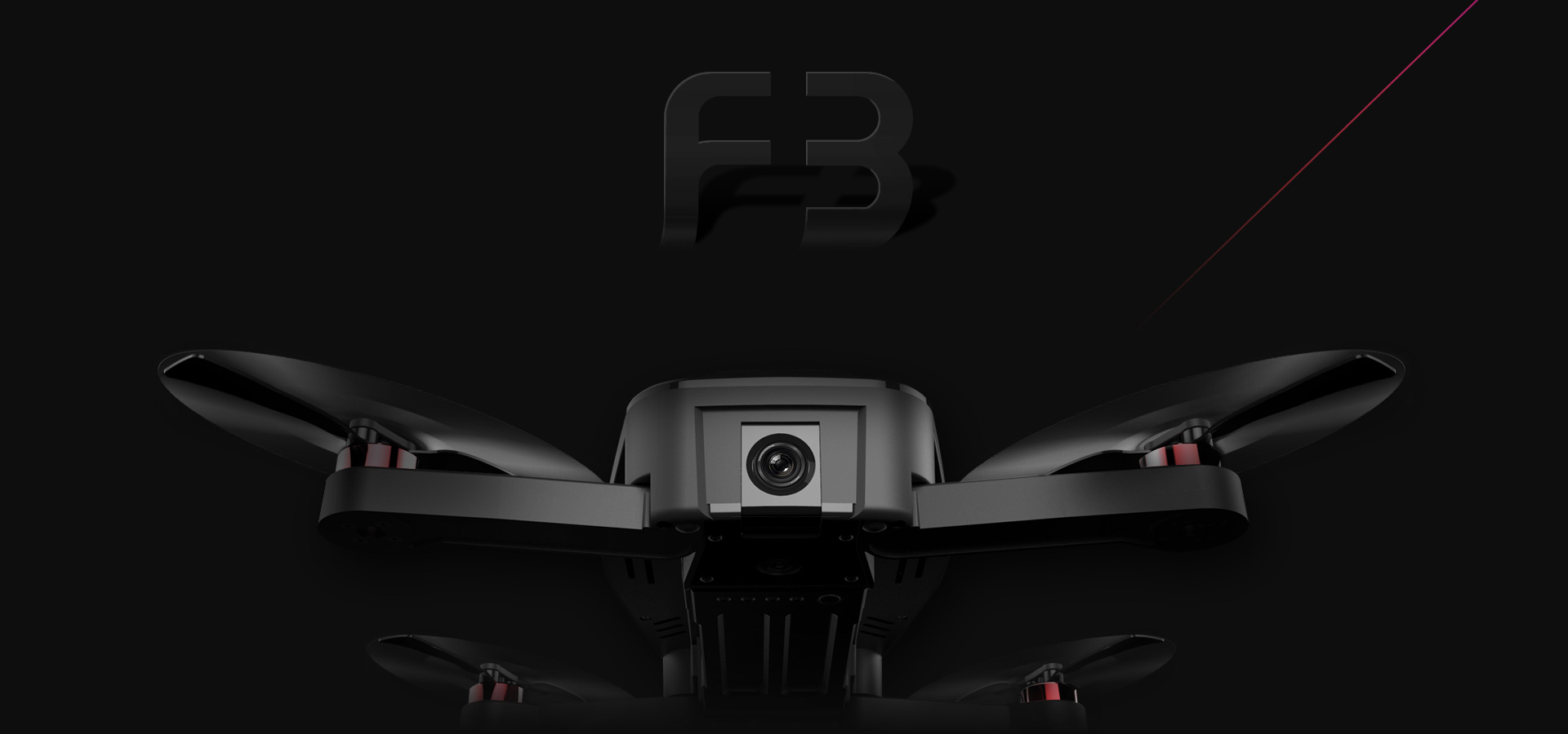 drone with camera F3