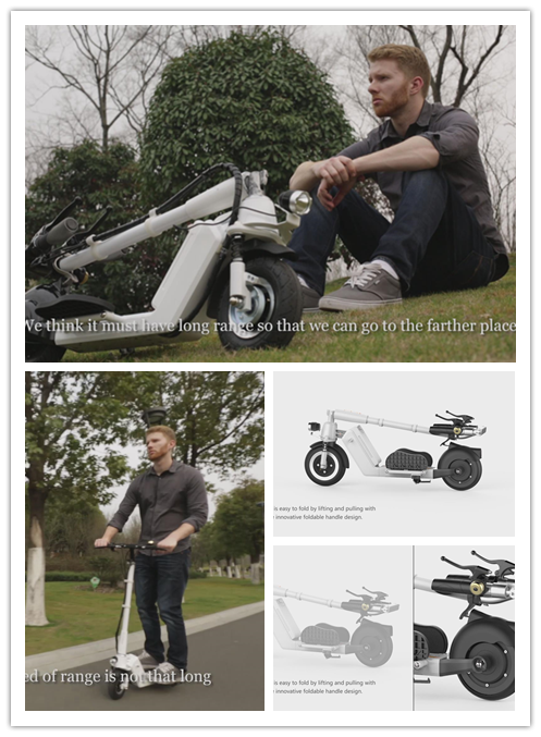 Intelligent Electric Bicycles Brand Airwheel Believes Market Segmentation Is a Trend