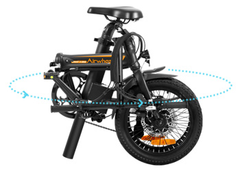 Airwheel R5 electric power bicycle