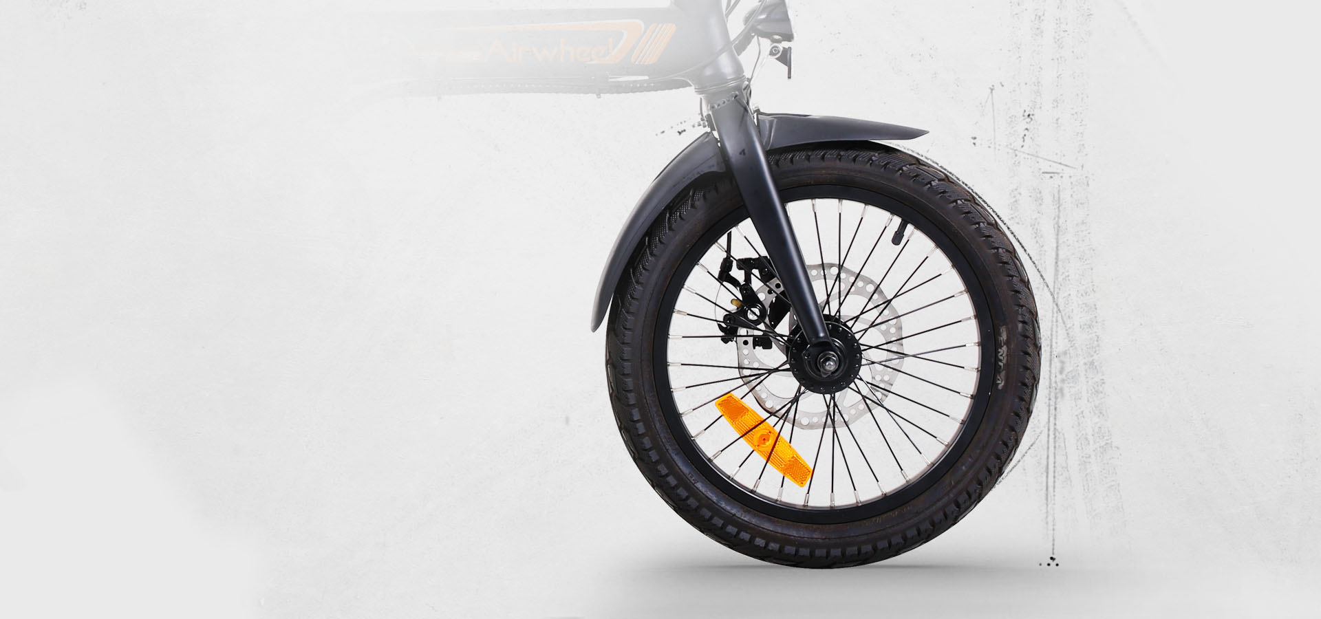 Airwheel R5 tire