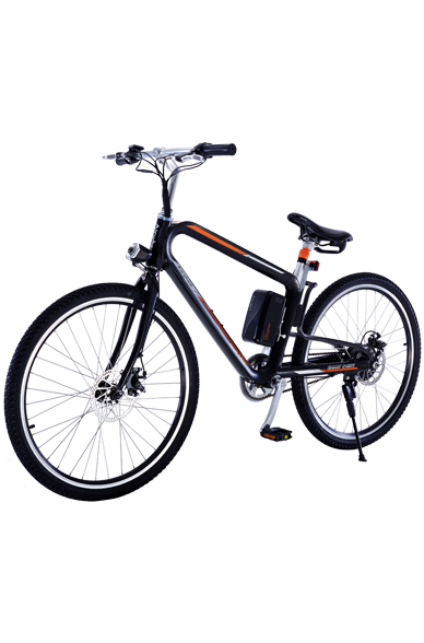 Airwheel R8 triangle frame electric bike
