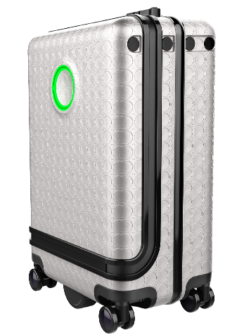 intelligent self-driving suitcase