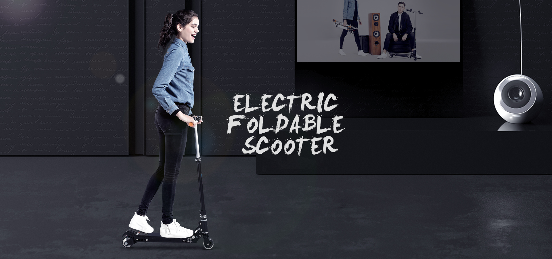 Airwheel Z8 mini lightweight electric scooter