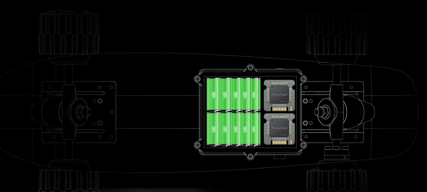 Airwheel Batteries