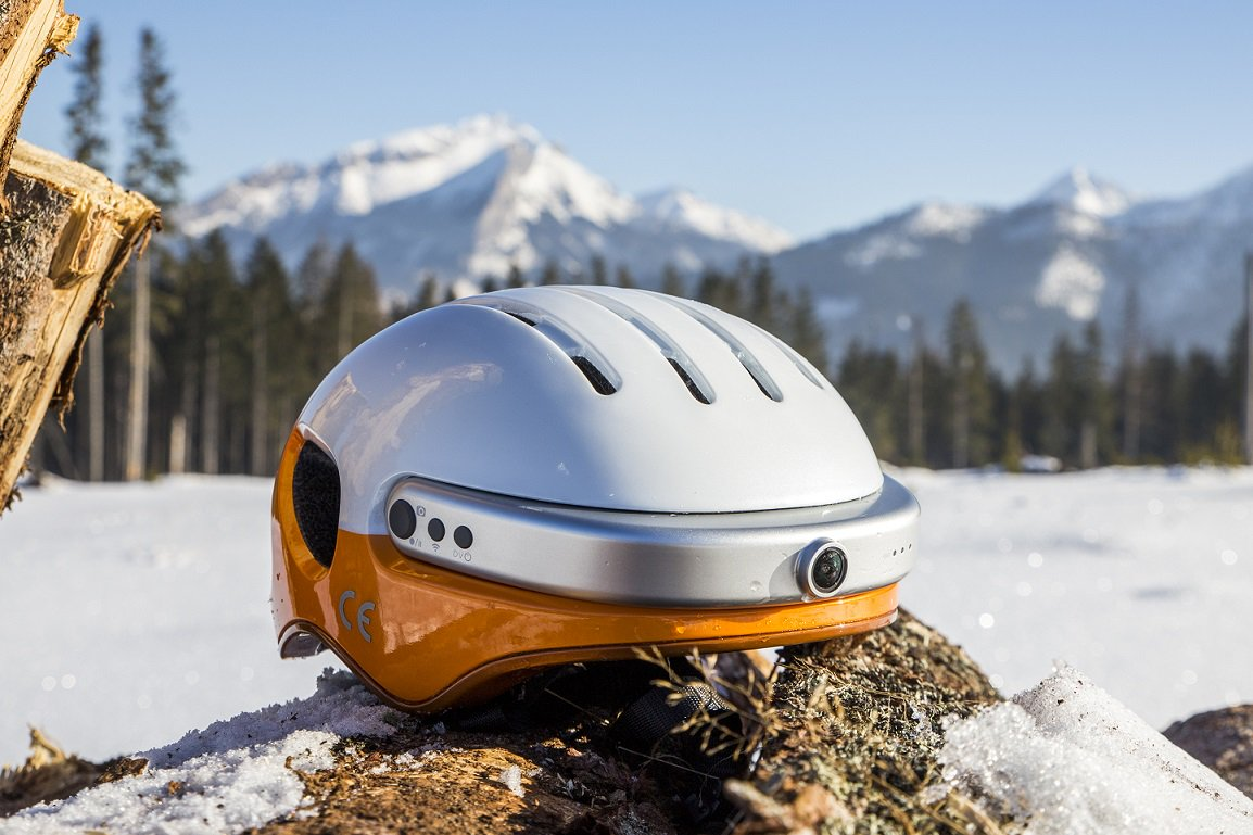 Airwheel C5 bike helmet