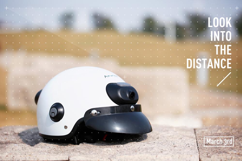 C6 smart helmet