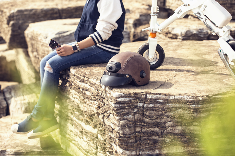 Airwheel-C6-intelligent-motorcycle-helmet-for-sale