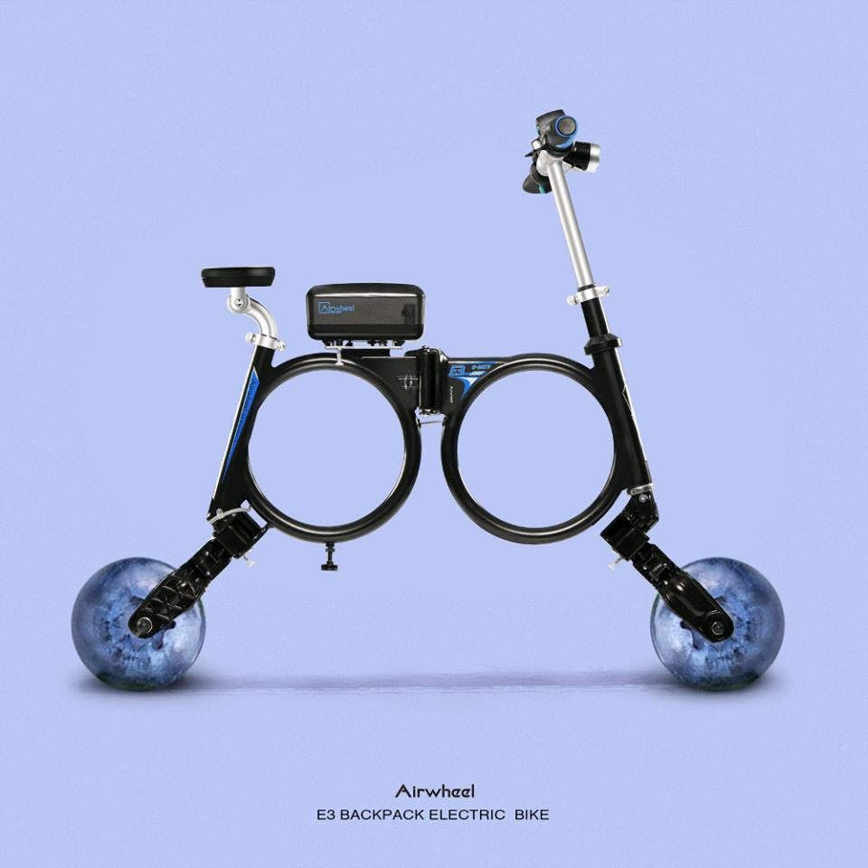 Airwheel smart e bike E3