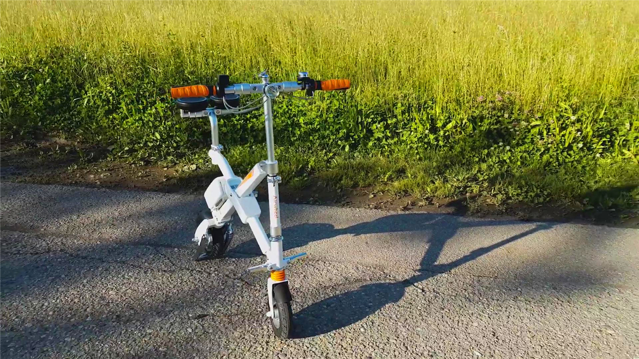 Airwheel E6 city electric bike