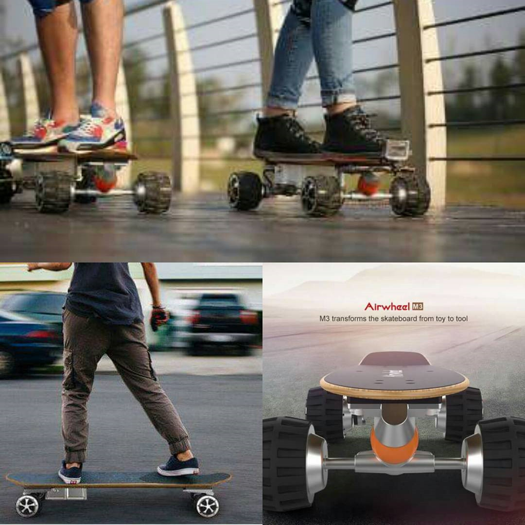 M3 electric hoverboard