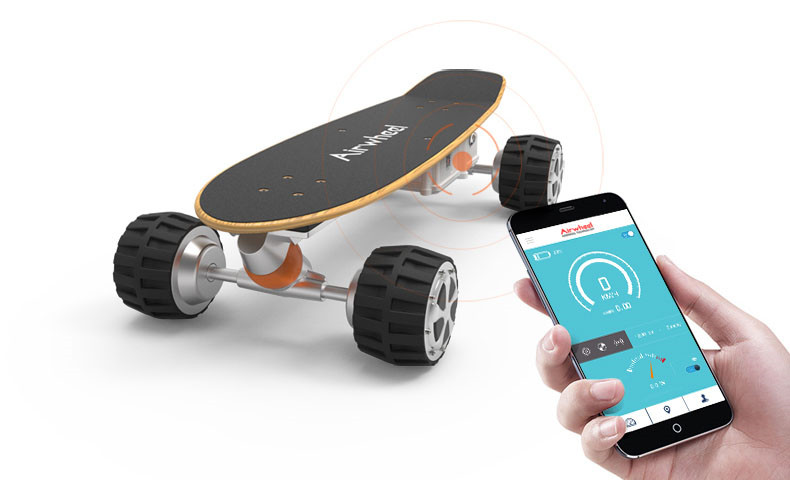 Airwheel M3 electric drift hover board