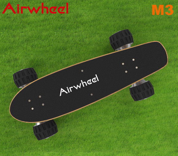 Airwheel electric hoverboard