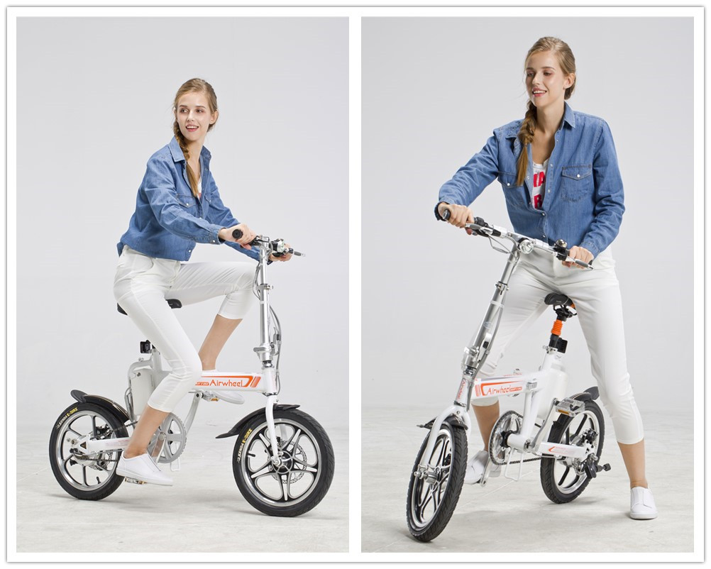 Airwheel electric folding bike R5