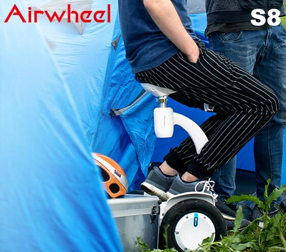 Airwheel S8 double-wheels electric self-balancing scooter