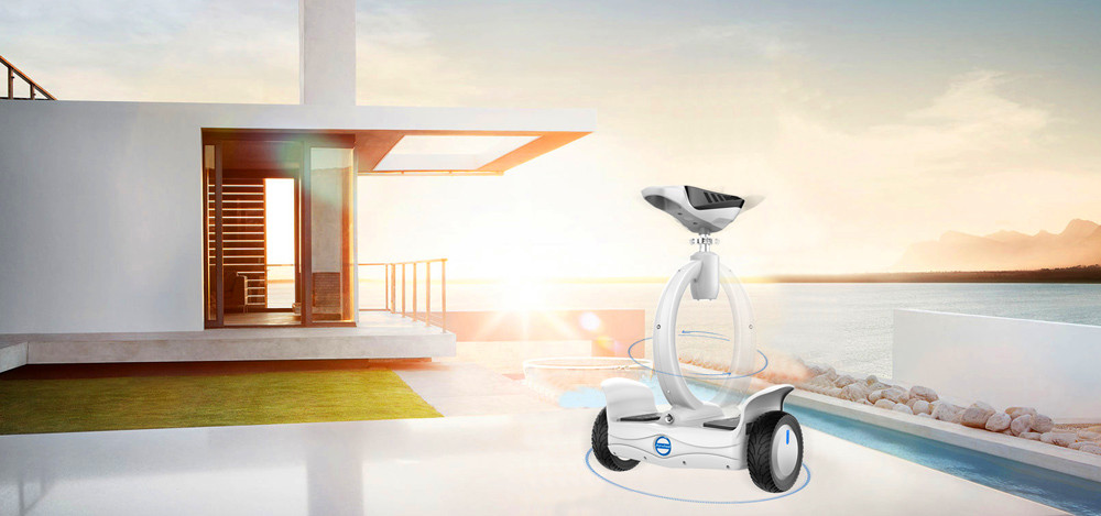 two wheel electric walkcar
