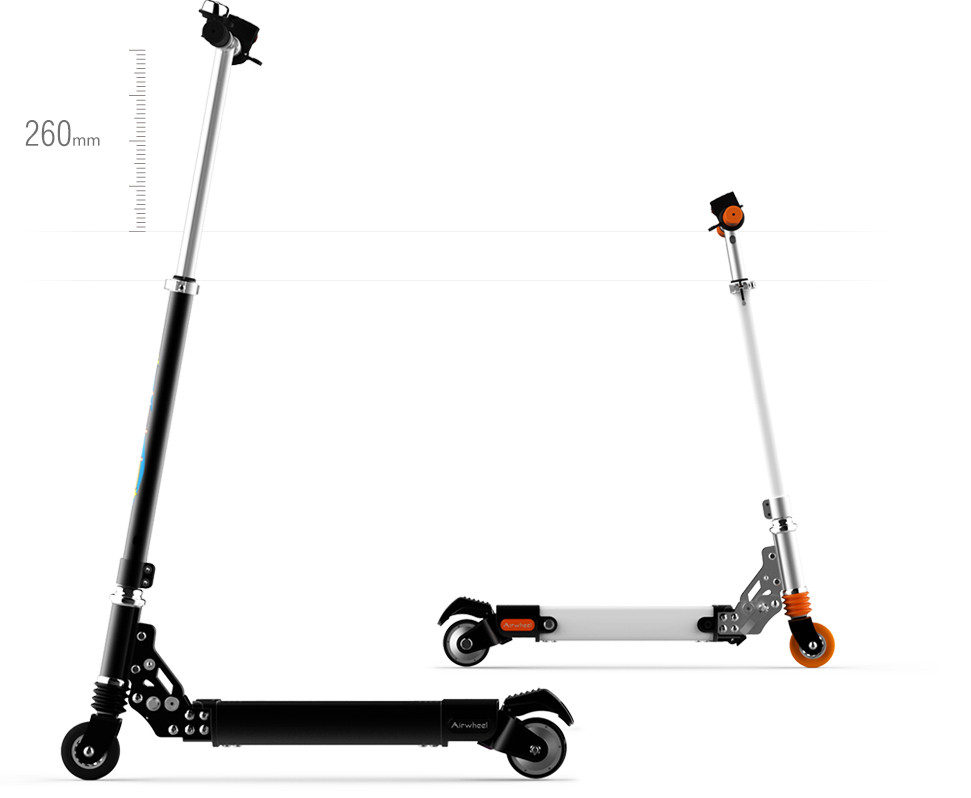 Z8 motorized scooter