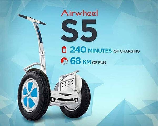 S5 SUV two wheel self-balancing electric scooter