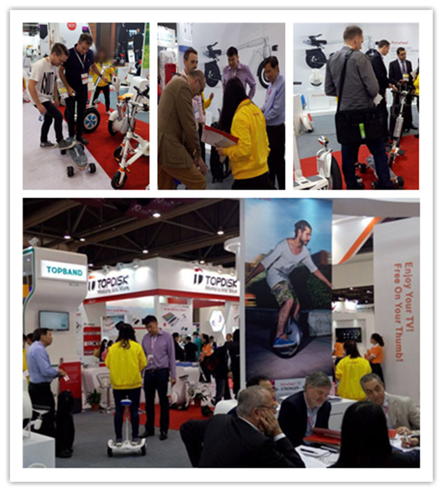 Airwheel Canton Fair