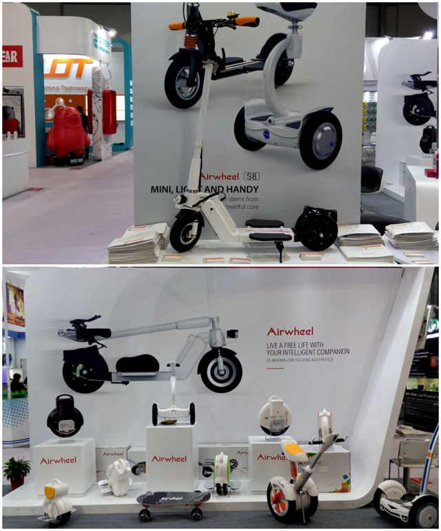 Mini Two Wheels Self Balance Smart Scooter Electronic