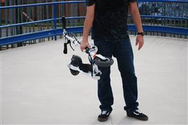Smart Airwheel Z3 electric scooter in Chile.