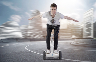 self balancing electric scooter Airwheel S8