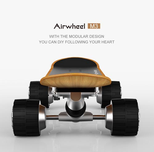 Airwheel M3, scooter electric
